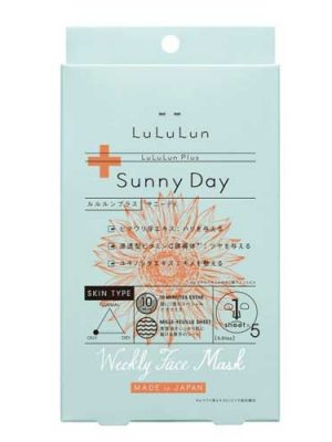 Mặt nạ dưỡng ẩm LULULUN SUNNY DAY ( 5miếng )